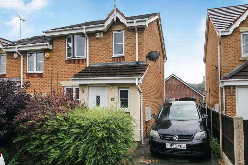 3 Bedrooms Property for sale in Moat House Way, Doncaster, DN12