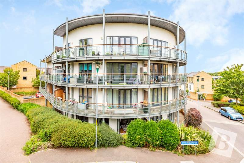 2 Bedrooms Apartment Flat for sale in Merlin Court, Waterstone Way, Greenhithe, Kent, DA9