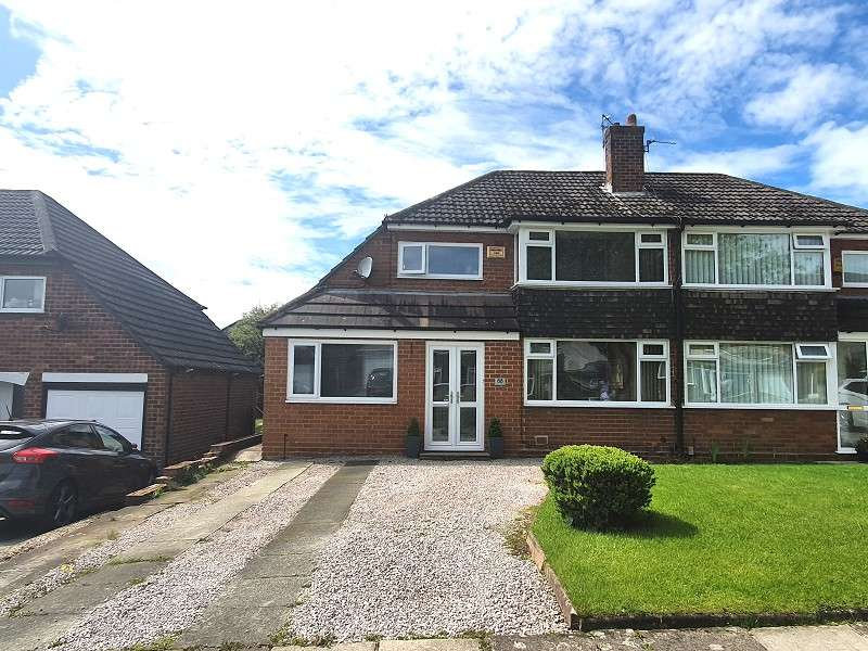 3 Bedrooms Semi Detached House for sale in Treen Road, Astley, Tyldesley, Manchester, Greater Manchester. M29 7HA