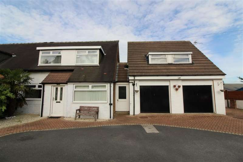 4 Bedrooms Semi Detached House for sale in Kent Road, Pudsey, LS28