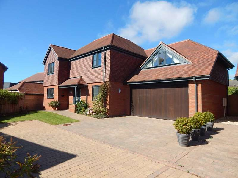 4 Bedrooms Detached House for sale in Scalwell Lane, Seaton, Devon