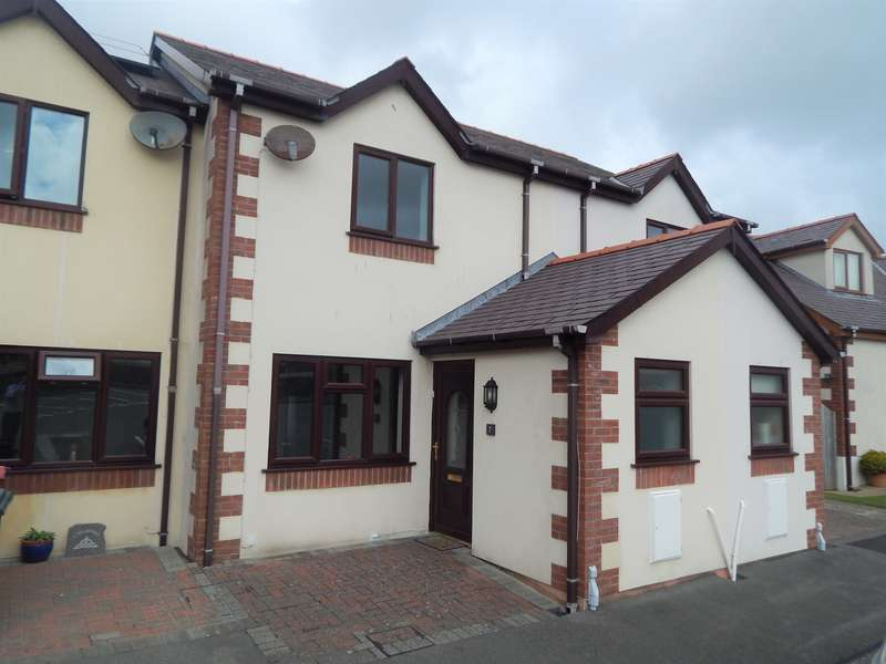2 Bedrooms Terraced House for sale in Maes Capel, Cemaes Bay, Isle Of Anglesey, LL67