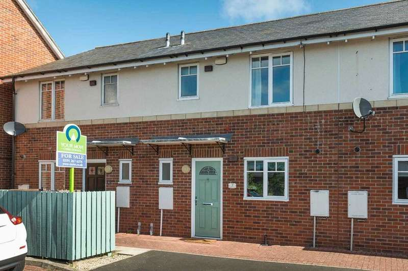 3 Bedrooms Property for sale in Appletree Court, Walbottle, Newcastle Upon Tyne, NE15