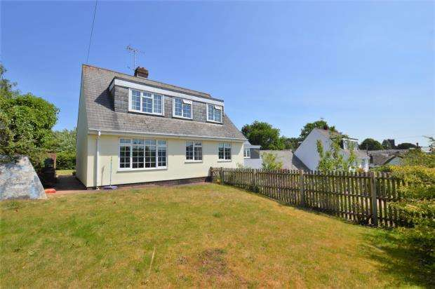 4 Bedrooms Detached House for sale in Gaters Gardens, Sandford, Crediton, Devon