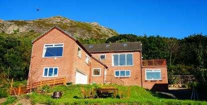 4 Bedrooms Detached House for sale in Penmaenmawr Road, Conwy, Llanfairfechan, Conwy, LL33