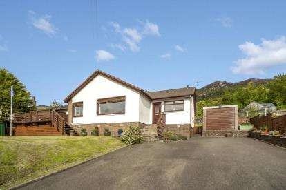4 Bedrooms Bungalow for sale in Lochgoilhead