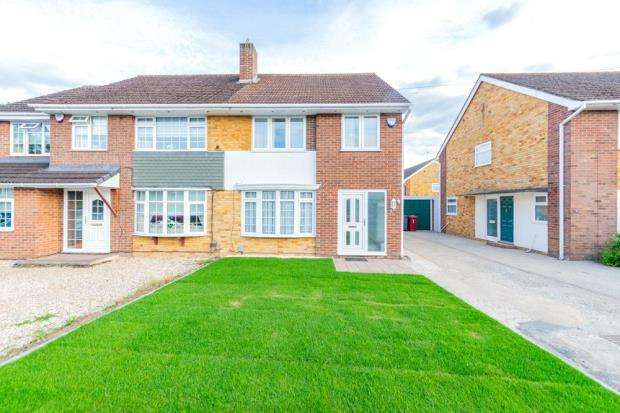 3 Bedrooms Semi Detached House for sale in Underwood Road, Reading, Berkshire
