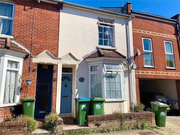 3 Bedrooms Terraced House for sale in Lyon Street, Southampton, Hampshire