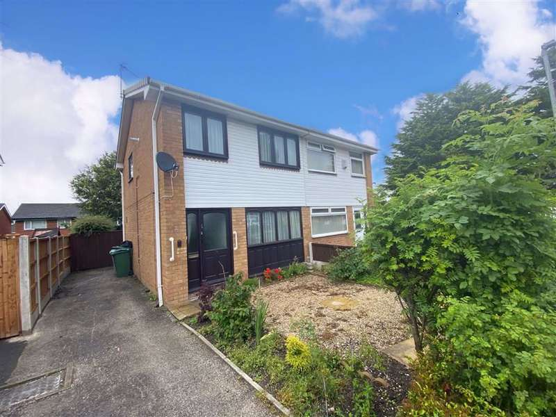 3 Bedrooms Semi Detached House for rent in Wellbrae Close, Wirral, Merseyside