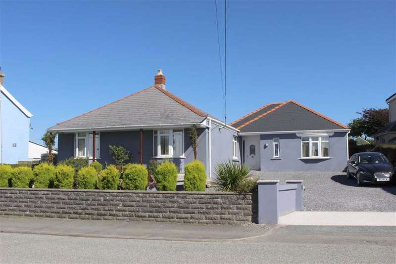 4 Bedrooms Detached Bungalow for sale in Pentlepoir
