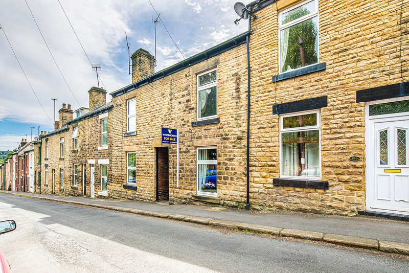 3 Bedrooms Terraced House for sale in Machon Bank Road, Nether Edge