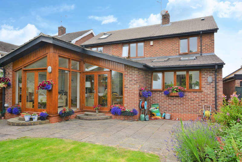 3 Bedrooms Detached House for sale in Ridgeway, Southwell