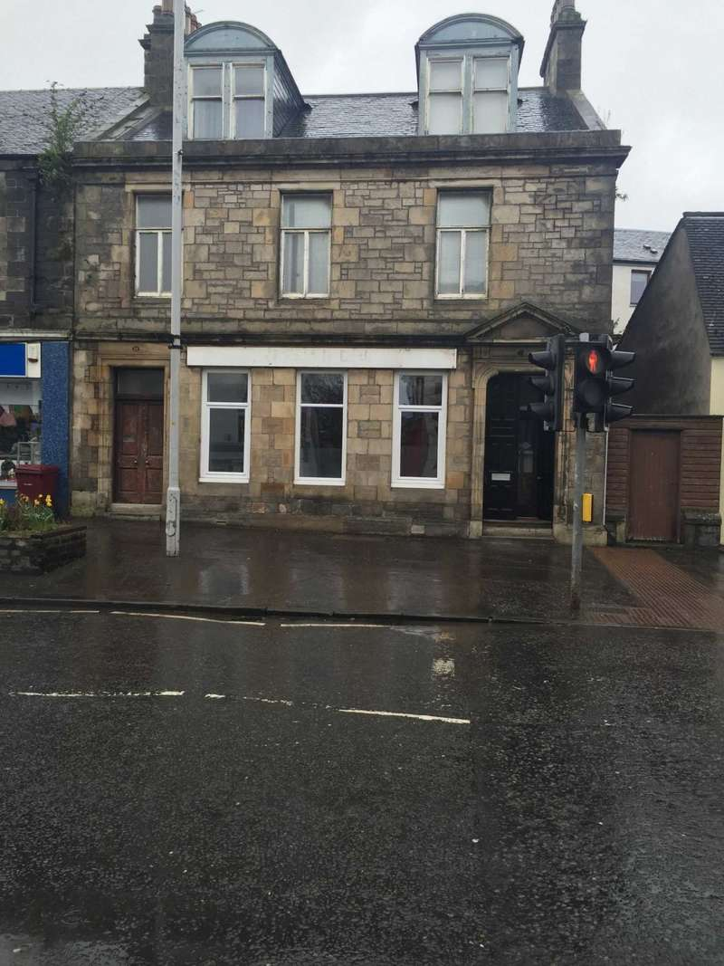 Commercial Property for rent in High Street, Inverkeithing, KY11