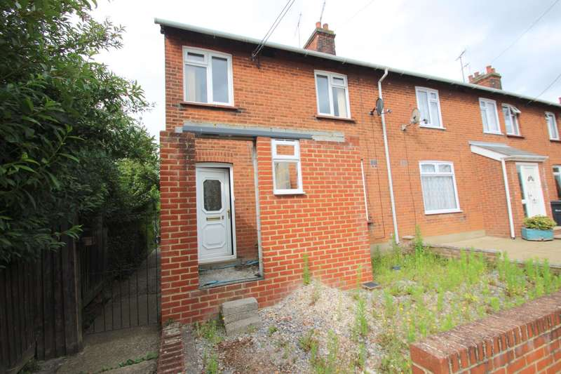 3 Bedrooms End Of Terrace House for sale in Harvey Street, Halstead