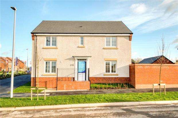4 Bedrooms Detached House for sale in Myton Green, Europa Way, Leamington Spa