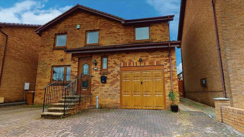 4 Bedrooms Detached Villa House for sale in Whitemyre Court, Dunfermline