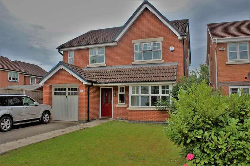 4 Bedrooms Detached House for sale in Cottage Gardens, Preston