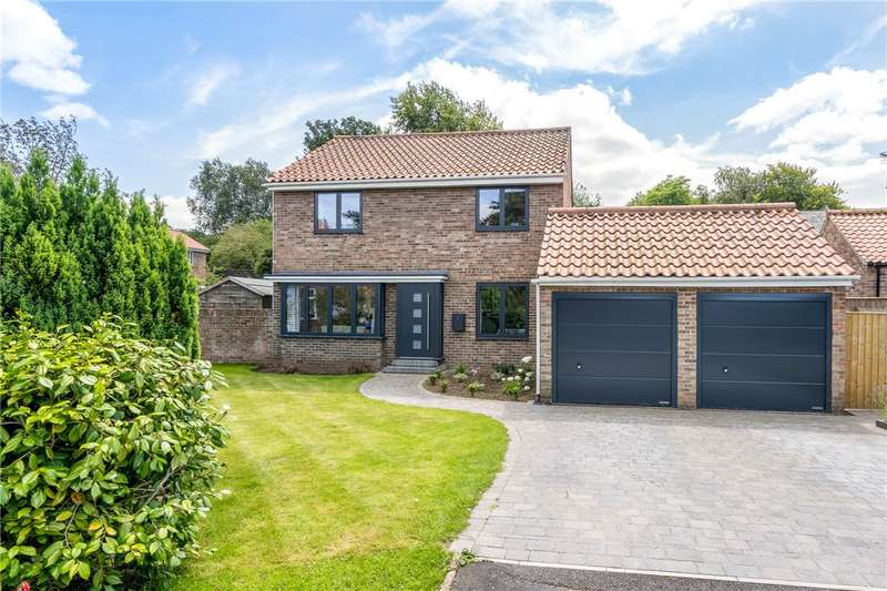 4 Bedrooms Detached House for sale in Glebe Meadow, Sharow, Ripon