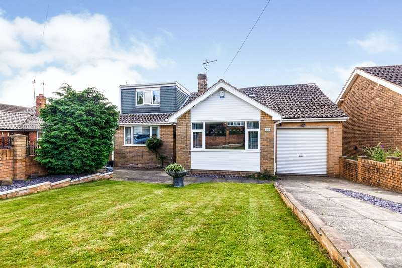 4 Bedrooms Detached House for sale in Tenters Green, Barnsley, South Yorkshire, S70