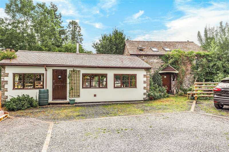 3 Bedrooms Detached House for sale in Erwood, Builth Wells, Powys, LD2 3EZ
