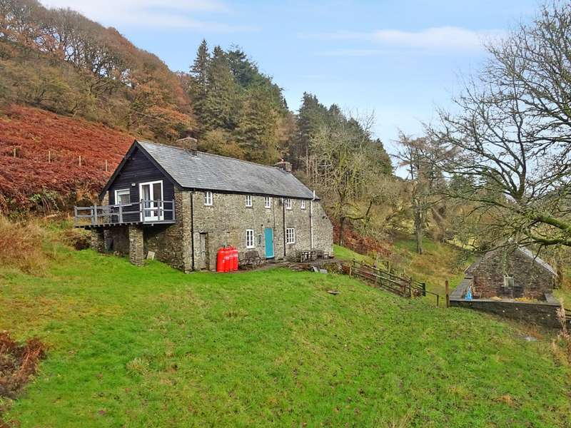3 Bedrooms Detached House for sale in Abergwesyn, Llanwrtyd Wells, Powys, LD5 4TP