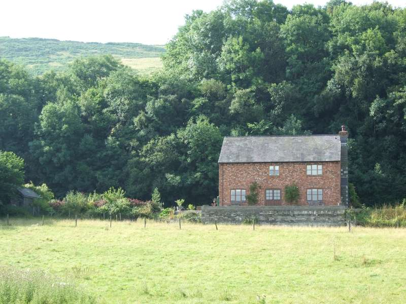 5 Bedrooms Detached House for sale in Station Yard, Knucklas, Nr Knighton, Powys, LD7 1PN
