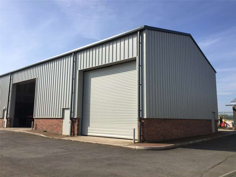 Light Industrial Commercial for rent in Cleobury Mortimer, Kidderminster, Shropshire, DY14 8LF