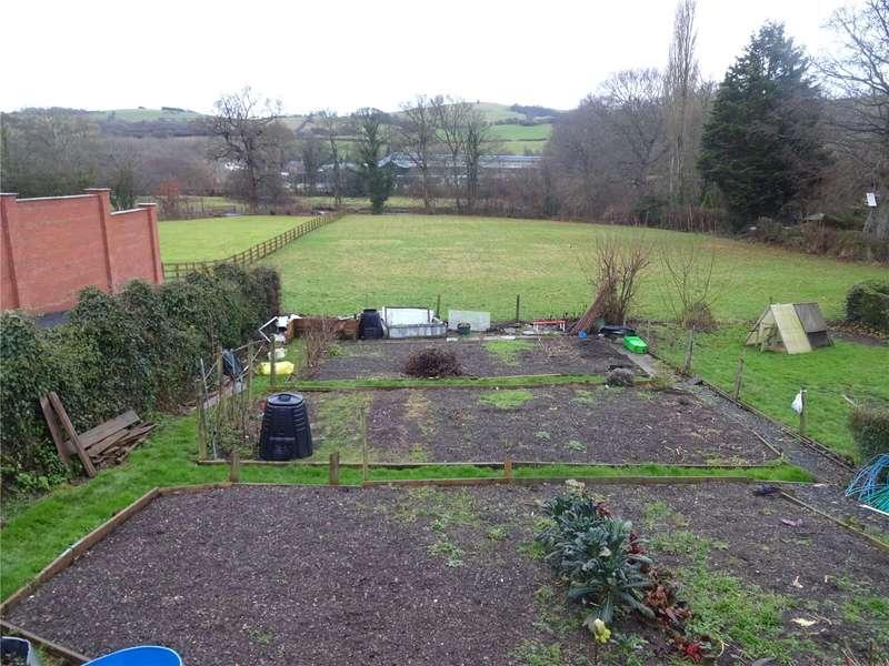 Land Commercial for sale in Rock House, Llanllwchaiarn, Newtown, Powys, SY16 3BH