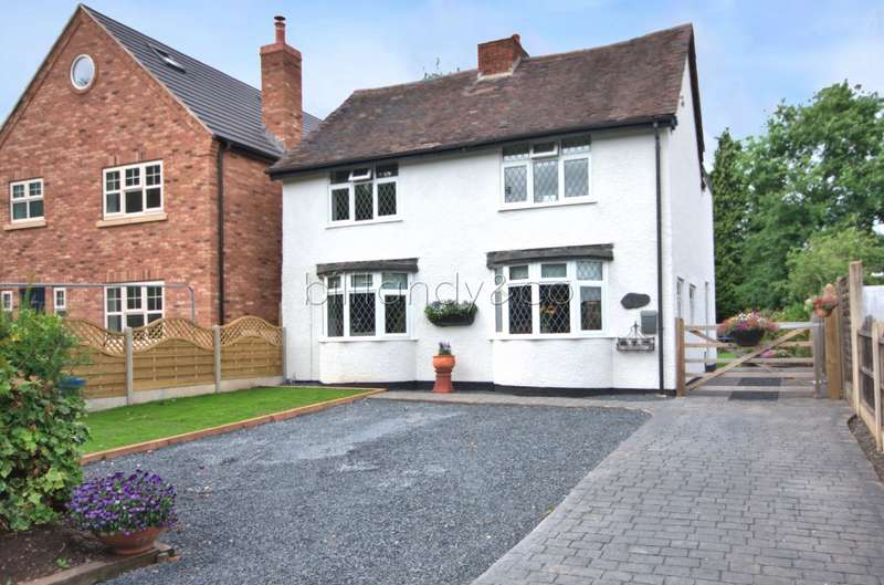 3 Bedrooms Cottage House for sale in Norton Lane, Burntwood , WS7