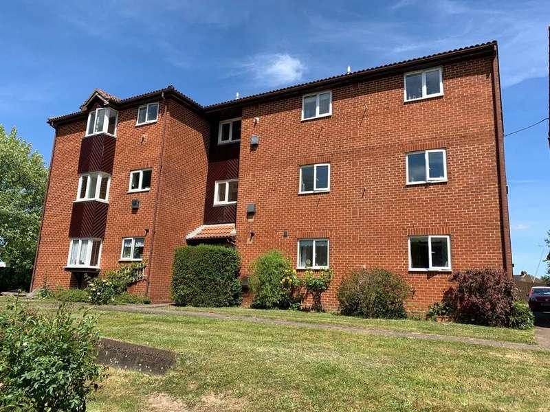 2 Bedrooms Flat for sale in Berwick Way, Sevenoaks, Kent