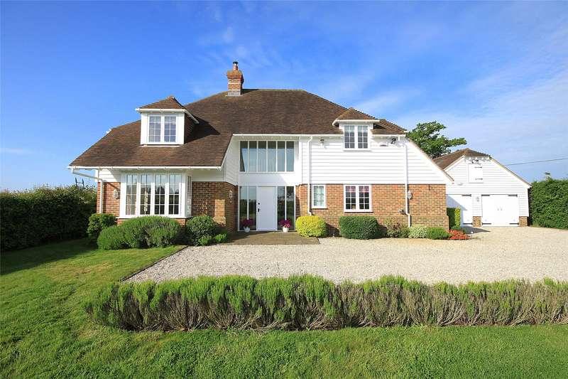 4 Bedrooms Detached House for sale in Bethersden Road, Smarden, Ashford, Kent