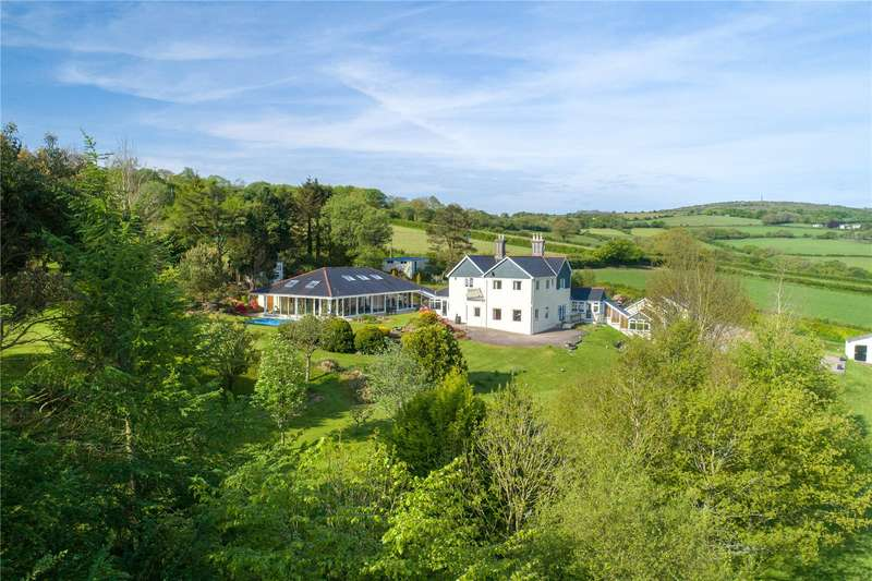 5 Bedrooms Equestrian Facility Character Property for sale in Sherwell, Callington, Cornwall
