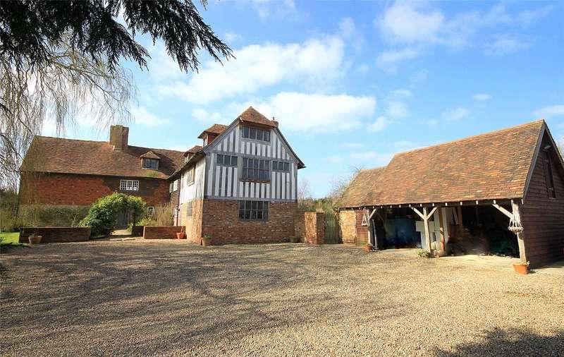 8 Bedrooms Detached House for sale in High Halden Road, Biddenden, Kent
