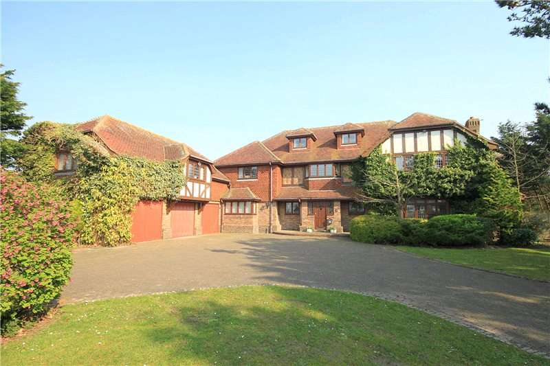 6 Bedrooms Detached House for sale in Madeira Road, Littlestone, New Romney, Kent