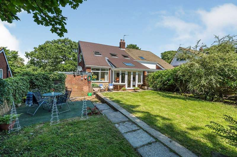 3 Bedrooms Semi Detached House for sale in Cow Well Lane, Whittle-le-Woods, Chorley, Lancashire, PR6