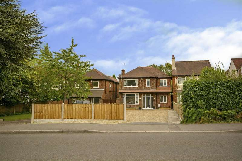 4 Bedrooms House for sale in High Lane West, West Hallam, Ilkeston