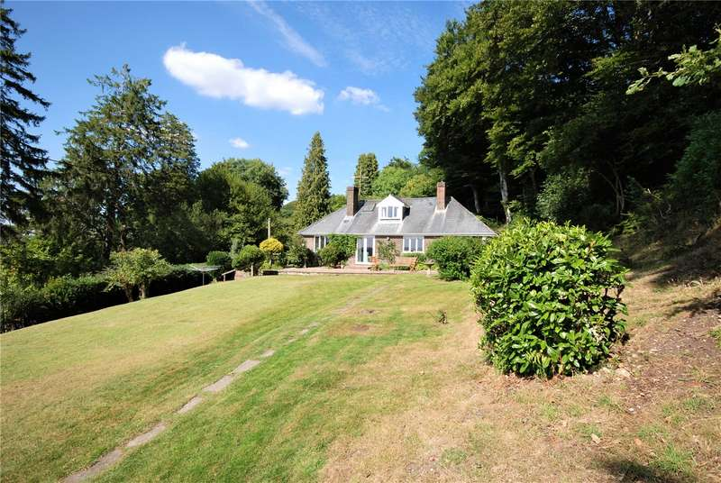 4 Bedrooms Detached House for sale in Stuckton Hill, Stuckton, Fordingbridge, Hampshire, SP6