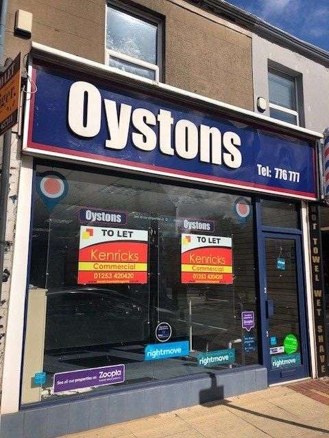 Property for rent in Lord Street, Wyre, FY7