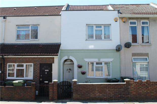 2 Bedrooms Terraced House for sale in Twyford Avenue, Portsmouth, Hampshire