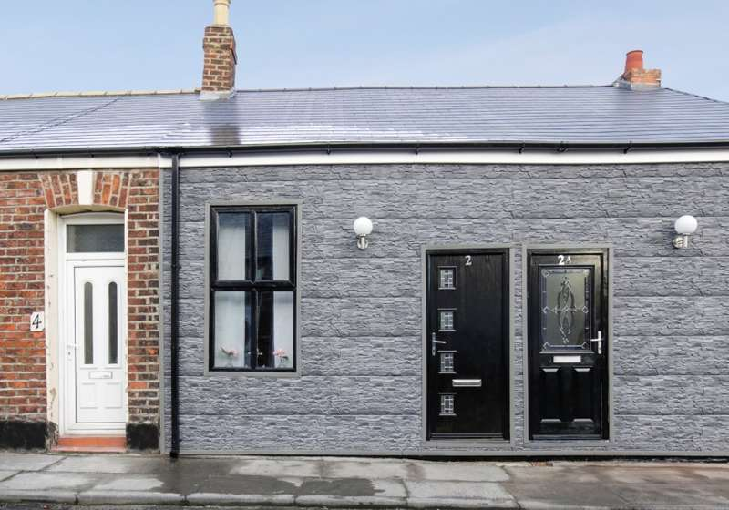 1 Bedroom Bungalow for sale in Houghton Street, Sunderland, Tyne and Wear, SR4 7DY