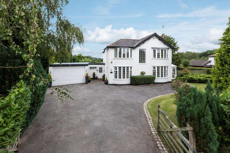 4 Bedrooms House for sale in 4 bedroom House Detached in Mouldsworth