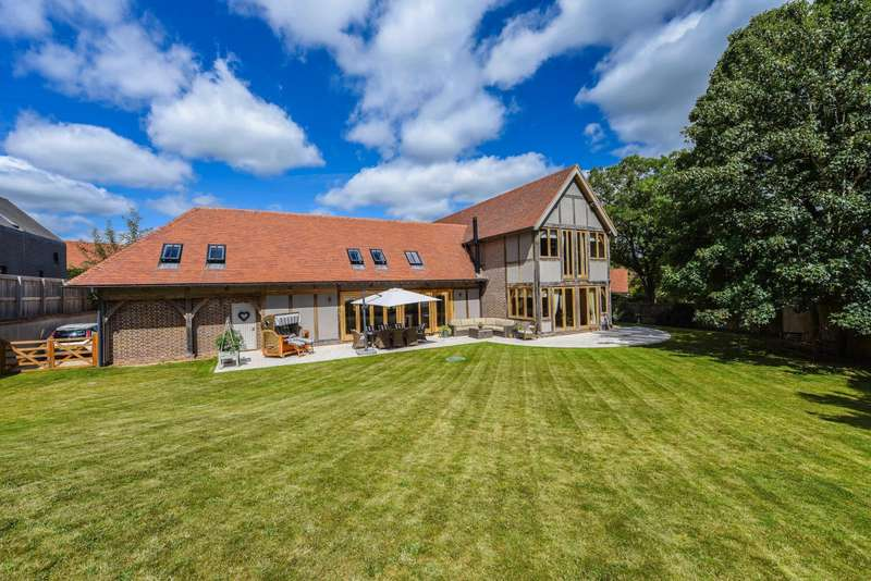 5 Bedrooms Detached House for sale in Frimley Yard, Aston Upthorpe, OX11