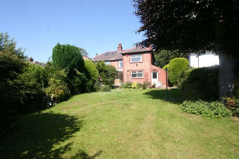 4 Bedrooms Semi Detached House for sale in Hall Drive, Acklam, Middlesbrough, TS5