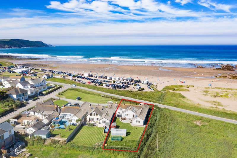 5 Bedrooms Detached Bungalow for sale in Widemouth Bay, Bude