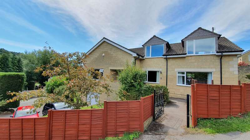 4 Bedrooms Detached House for sale in The Cedars, Wotton under Edge, GL12 7NU