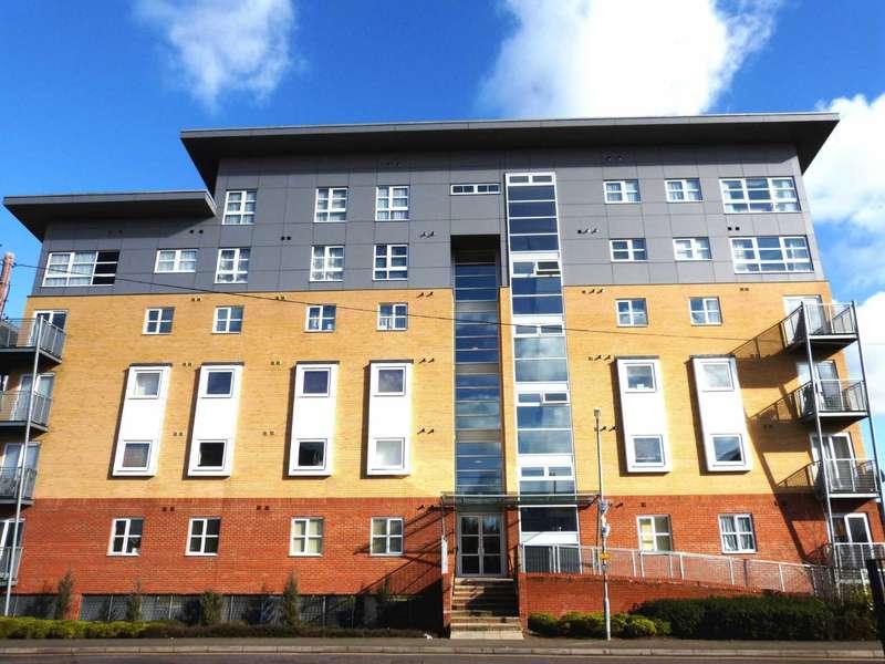 2 Bedrooms Flat for sale in Odette Court, Station Road