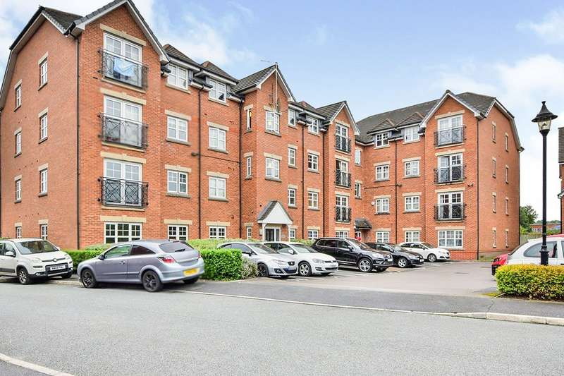 2 Bedrooms Apartment Flat for sale in Merlin House, 278 Fog Lane, Manchester, Greater Manchester, M19