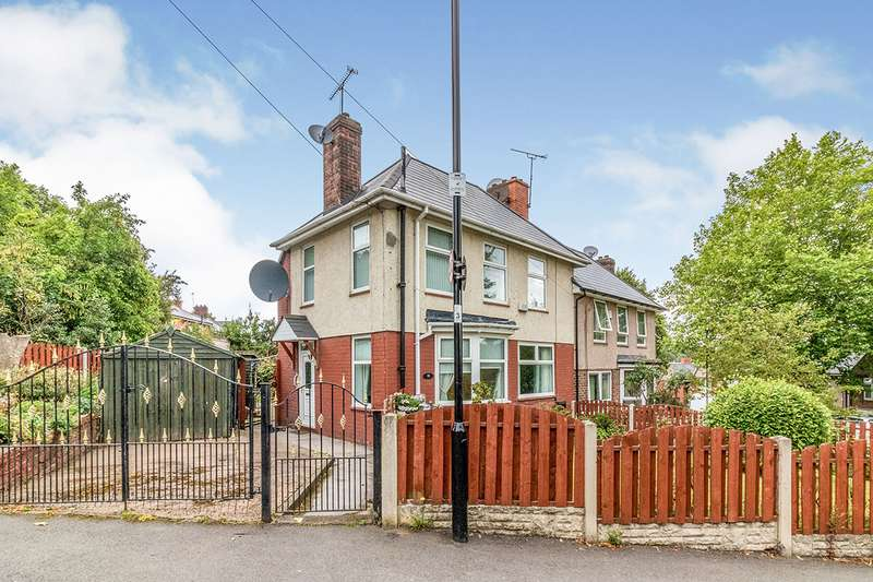 3 Bedrooms Semi Detached House for sale in Eyncourt Road, Sheffield, South Yorkshire, S5