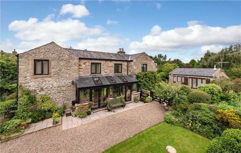 4 Bedrooms Detached House for sale in Coachmans Cottage, Wigglesworth, Skipton, North Yorkshire