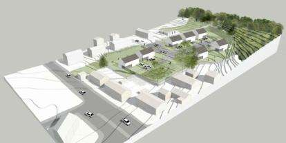 Land Commercial for sale in Plot 1 Quarry Gardens, Leperstone Avenue